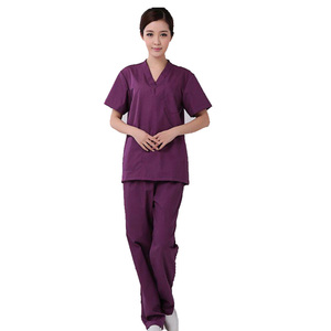 OEM Medical Uniform Operating Room Clothes Hospital Uniform Medical Scrubs