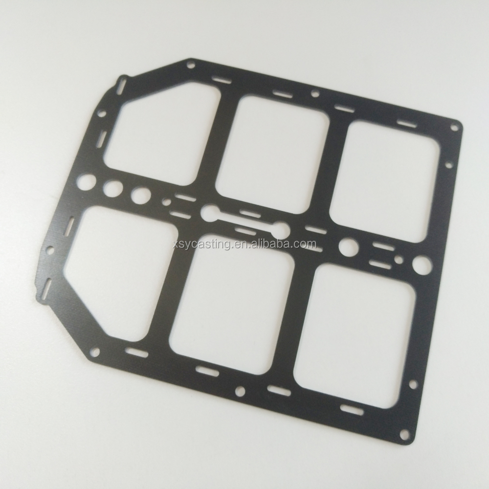 China Custom 3K Twill Full Carbon Fiber Plate CNC Cutting Parts