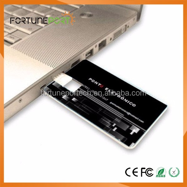 China supplier promotional business card usb flash drive wholesaler bulk card usb stick 2gb 4gb 8gb 16gb 32gb 64gb 128gb