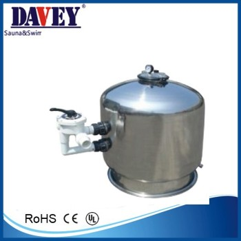 Side Mount Stainless Steel Sand Filter Tank For Swimming Pool ...