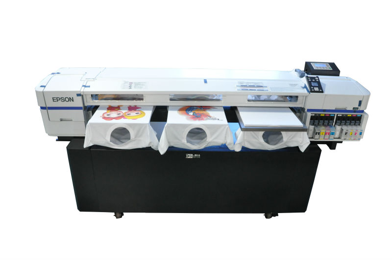 T Shirt Printing Machine Is Shirt