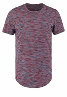 90% polyester 10% spandex mens classic slim fit t shirt import in china
