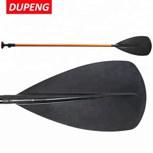 China Factory Aluminum Shaft Nylon Blade Sup Paddle ,3 Piece Stand Up Paddleboard Paddles