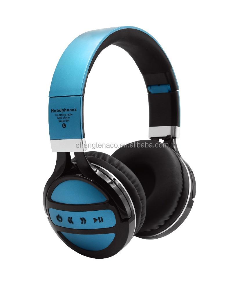 High quality blueto oth wireless headphones wholesale фото