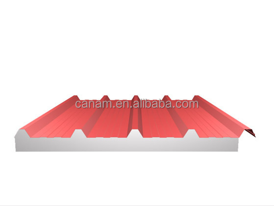 CANAM-Best golden seller for EPS sandwich panels prefab house
