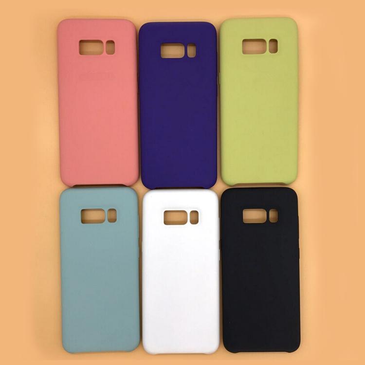 cover samsung s8 plus silicone
