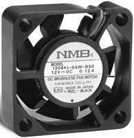 NMB TECHNOLOGIES 4710KL-05W-B50-E00 DC FAN, AXIAL, 119MM, 24VDC, 290 mA