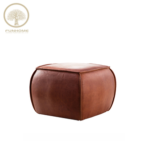 High Quality Square Ottoman Pouf for Ottoman Furniture Used