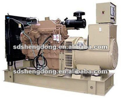 75KW natural gas engine genset 6126 SD-75