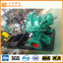 volute-split casing high pressure jet water pump
