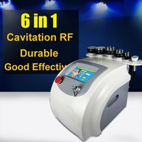 40 cavitation bipolar radio frequency vacumm liposuction beauty machine