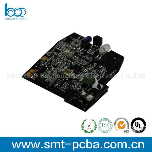 Rigid Pcb Board Wireless Ecg Electrodes Circuit Pcb Board ...
