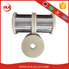 Drawing And Rolling Nicr Alloy Manufacture Cr15Ni60 Nickel Chrome Wire