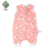 Muslin tree hot sale fashion cute custom long cotton blank baby romper