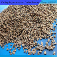 China made walnut shell abrasives for Glass Polishing