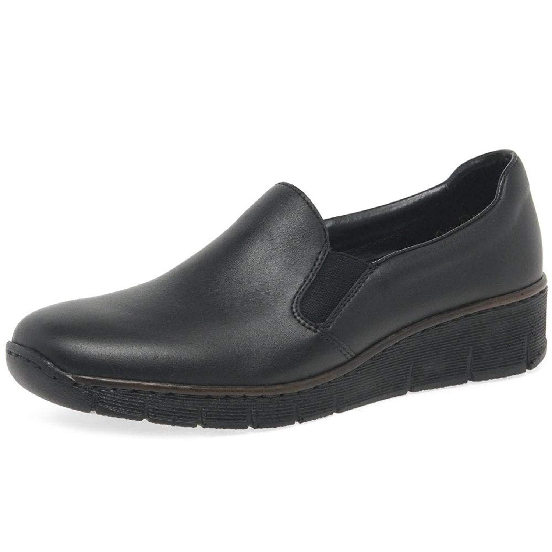 ecaec36bb5db9 Get Quotations · Rieker Melgar Womens Casual Shoes