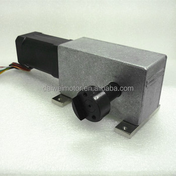 Factory Supply Door Openner 24V BLDC Gear Motor DW267JSX-42BLS03