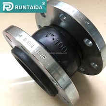 DIN standard EPDM single sphere flexible rubber expansion joint