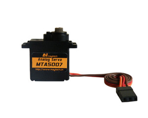 Maytech RC MICRO engine Servo with Metal gear for RC Car airplane model