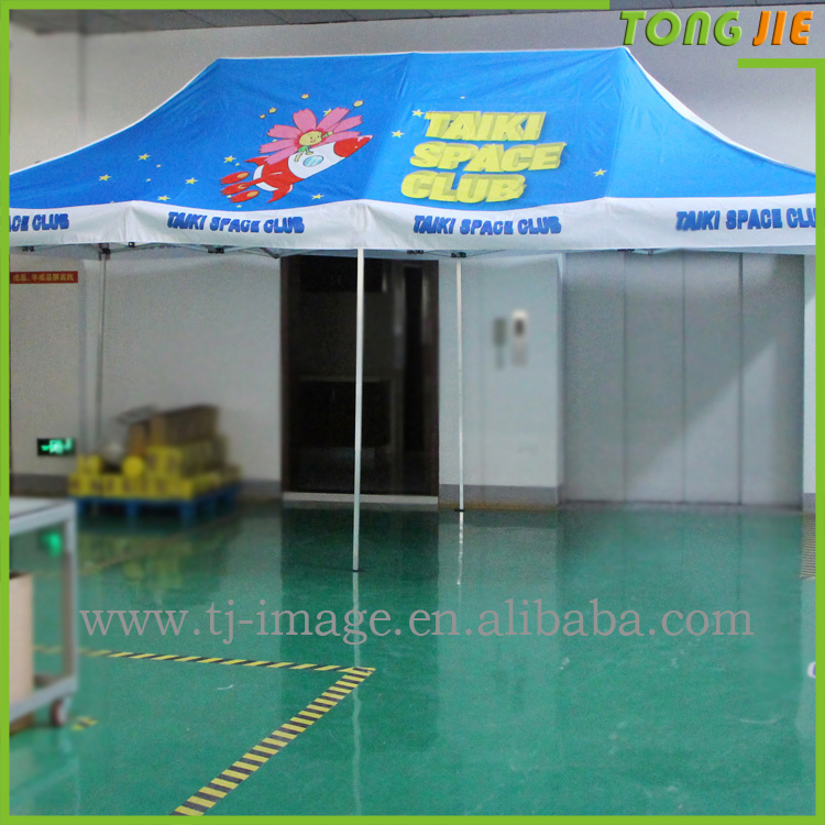 High Quality Waterproof Professional 3x3 Folding Tent Outdoor Aluminum Gazebo With PVC Coated