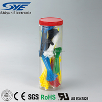 Hot product colored plastic wrap 3d printing mould and tie