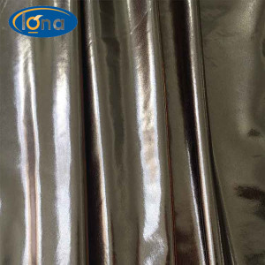 Polyester spandex blend 100 polyester pu coating fabric pu membrane laminated fabric 4 way stretch pu fabric