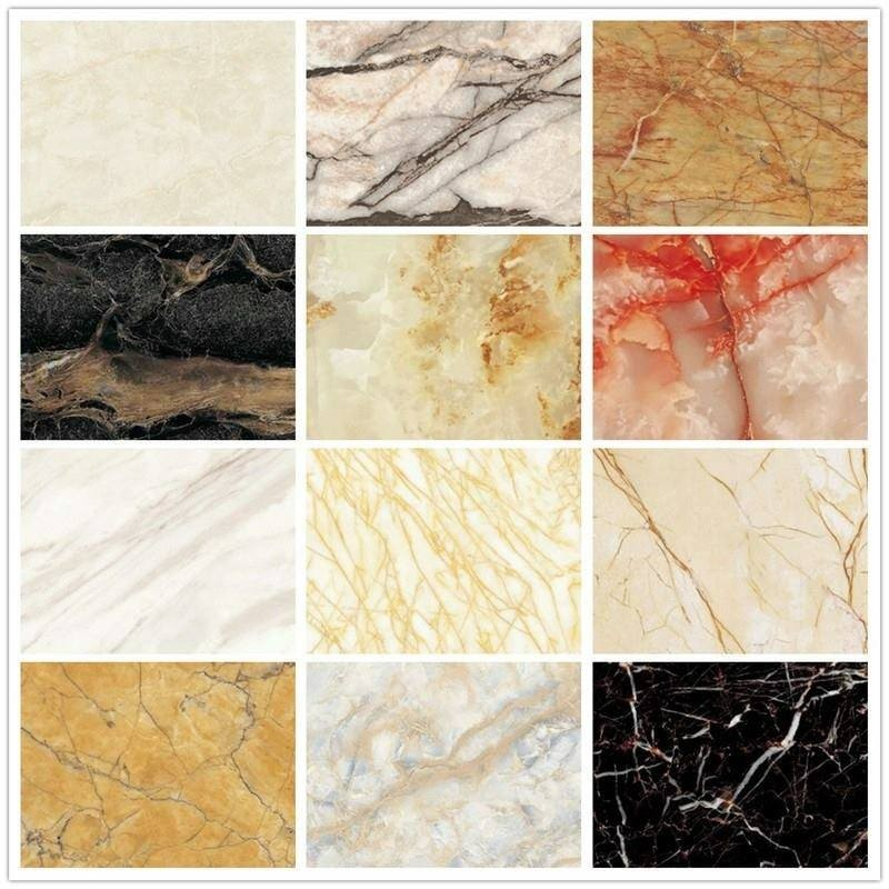 hot sale high glossy water proof 4x8 pvc marble panel for