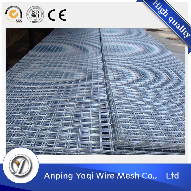 hot dipped galvanized 2x4 welded wire mesh livestock panel