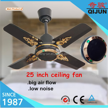 25 mini classical orient high speed black ceiling fan with 25 mini classical orient high speed black ceiling fan with manufacture price mozeypictures Gallery