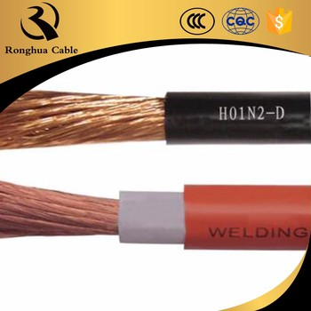 30 awg 20 awg flexible welding cable 1x10 mm2 1x25 mm2