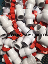 pvc ball valve prices pvc true union ball valve for factory direct sales