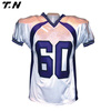 Custom american football uniforms dry fit football jersey