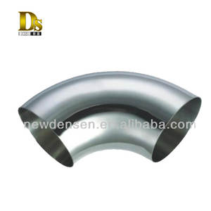 Custom forging pipe elbow forging aluminum elbow 90 degree elbow