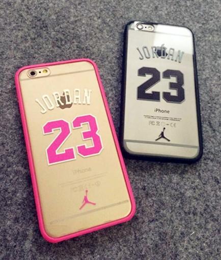 online store 27be0 e1e34 NEW fashion Jordan Sole PC Rubber Case For iPhone 6 plus AJ Jumpman 23 air  jordan Phones Cases Back Cover For iphone6plus