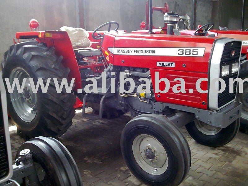 Massey Ferguson Tractors ( Mf-385 )