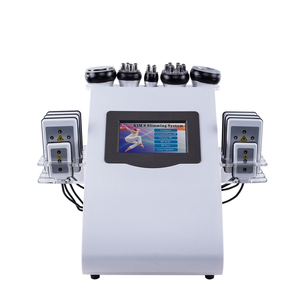 Beauty Salon Equipment Cavitation+RF+Vacuum Slimming Beauty Equipment