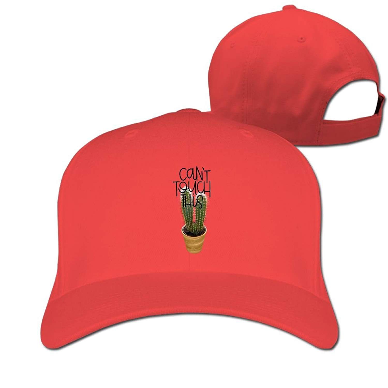 Get Quotations · Unisex Womans Men s Stylish Hat Can t Touch This Cactus  Dad Hat Polo Style Low 77f0cc42d91