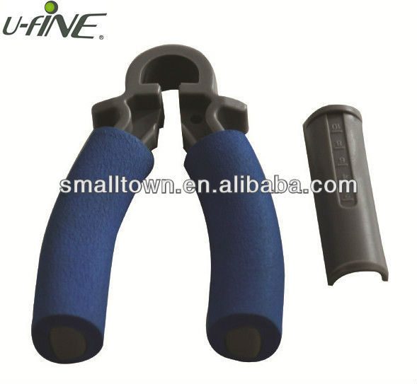 Hot Sale Plastic adjustable hand grip exercise