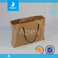 Custom Noble Printed Copper Paper Bag For Shopping
