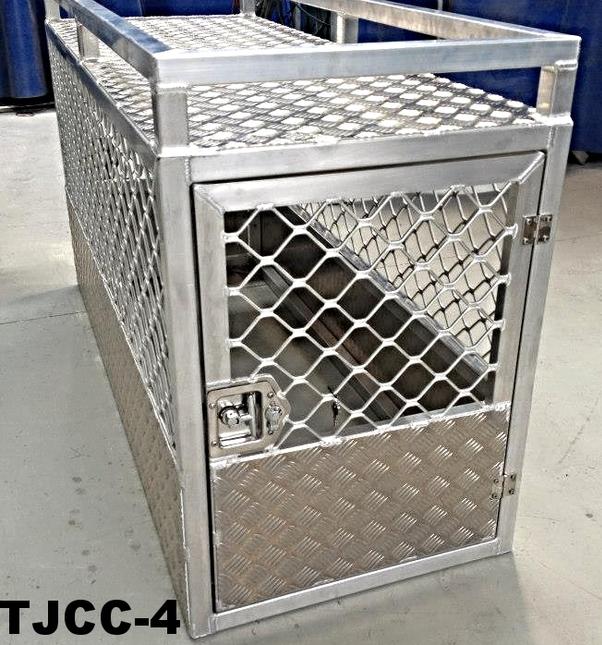 xl portable custom made aluminium alloy hunting dog crates for utes trucks sales nz buy dog crates for utesdog crates for made dog crates