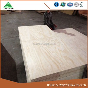 Linyi factory 1220x2440mm caravan plywood suppliers