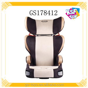Luxury Leather in front Car Seats Safety Children Car Seat