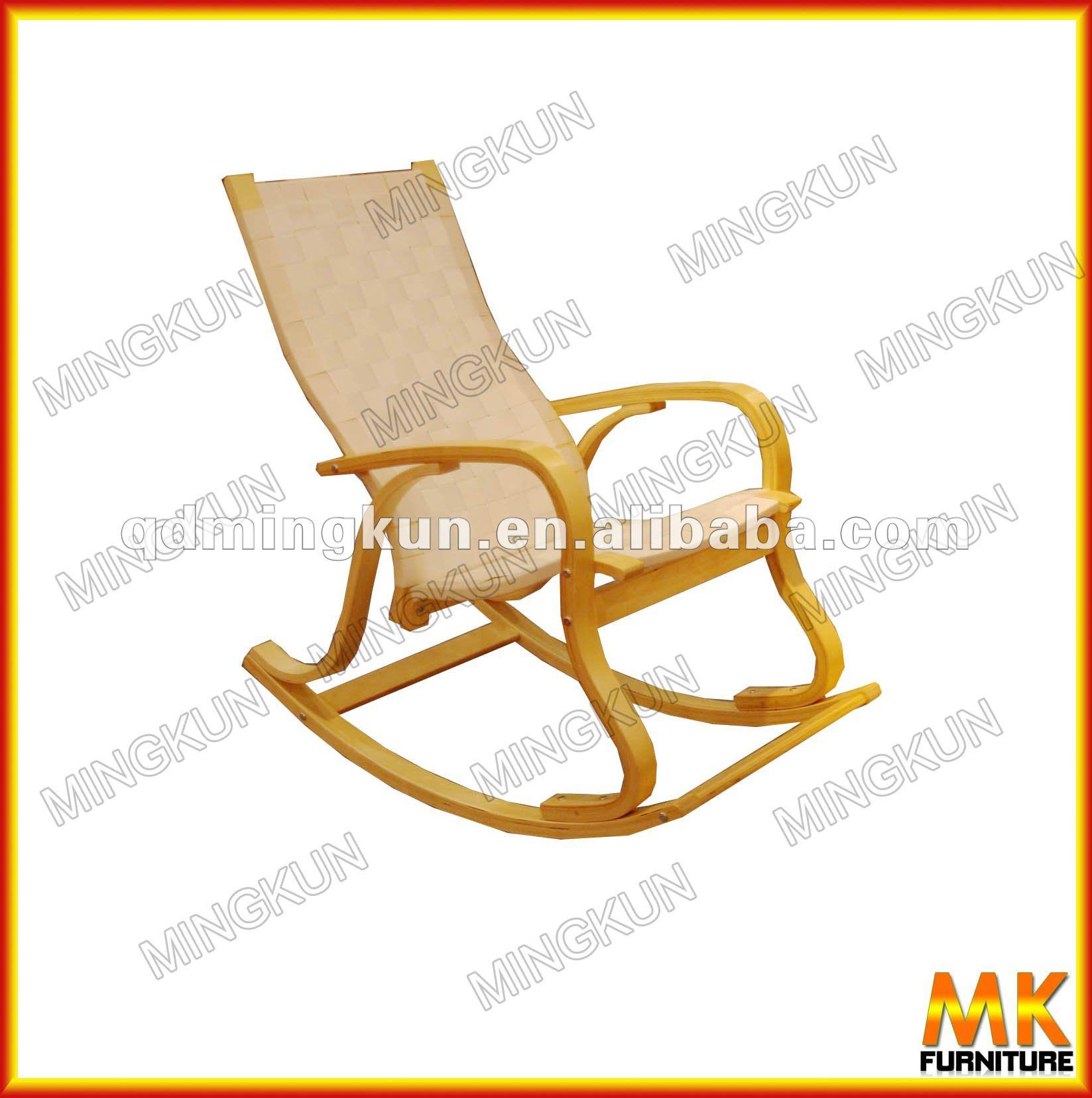 Cadeira de balanço de madeira Cadeiras de madeira ID do produto  #C1A60A 1647x1657