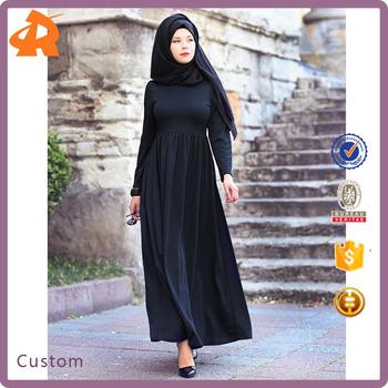 New Model Abaya In Dubai Muslim Women Abaya Long Sleeve Party Gown ...