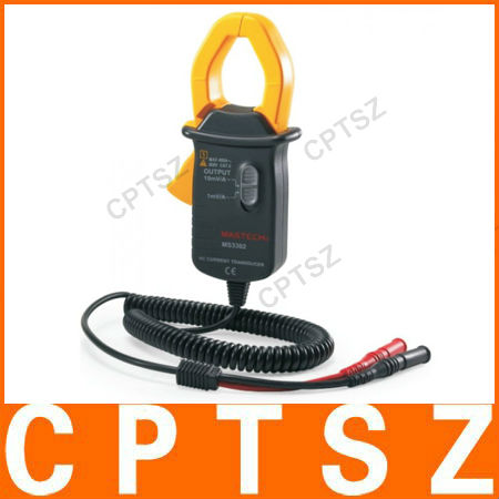 MS3302 Clamp Meter AC/DC TRUE RMS TRANSDUCER