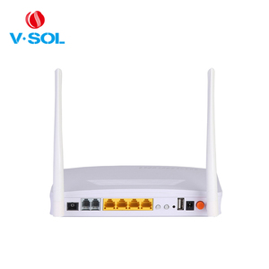 Triple-Play WIFI ONU Support IPTV / Set Top Box / Video Phone