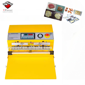 Guangzhou Factory External Pump Type Vacuum Packaging Sealing Machine For Food, Medicine, Electronic Component,Clothes,Cosmetic