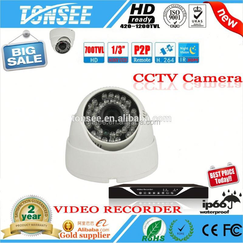Alibaba express big sale the cheapest vandalproof dome cctv camera,alhua,CCTV Security System