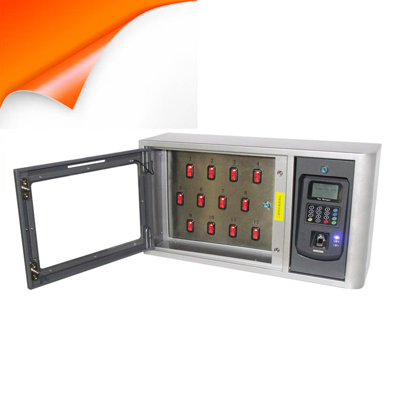 Landwell electronic key management
