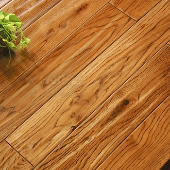 Kempas affordable true hardwood solid flooring
